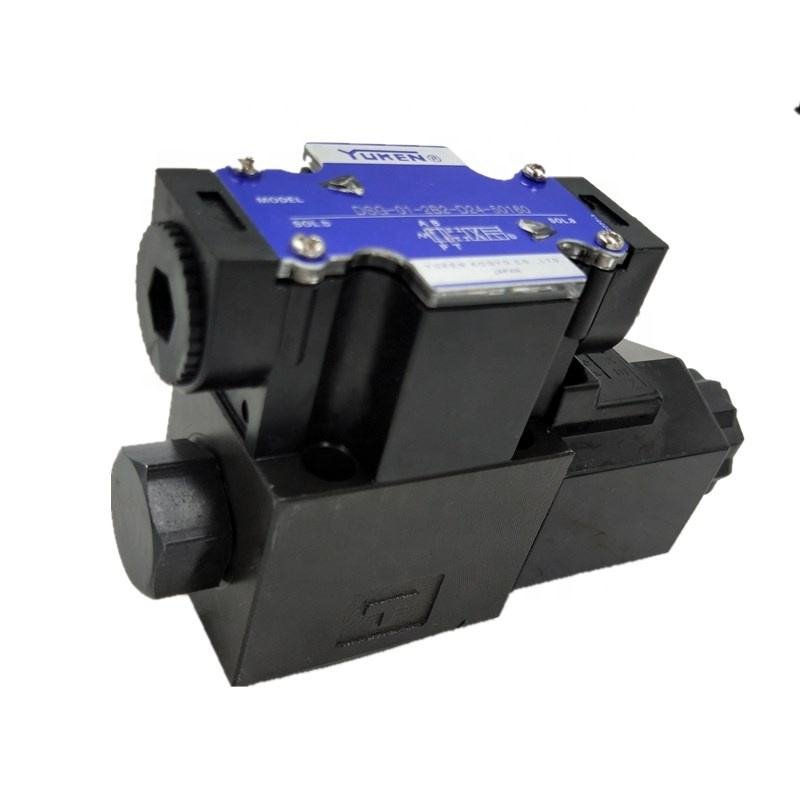 DSG 03 2B2 Yuken type high pressure hydraulic Electromagnetic solenoid operated directional oil control valve