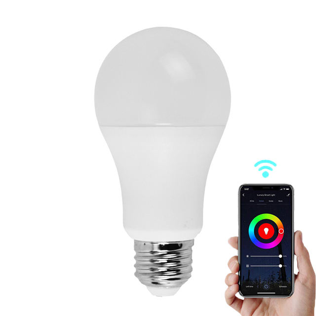 Smart Lamp Tuya App Wit Wifi <span class=keywords><strong>Dimbare</strong></span> 7W SMD2835 560lm Smart Led Lamp