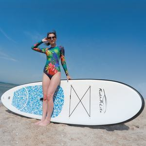Drop shipping inflatable sup paddle soft top surfboard water sports surf for sale