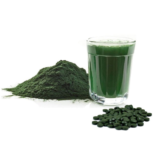 100% Pure Spirulina Extract Spirulina Powder For Food