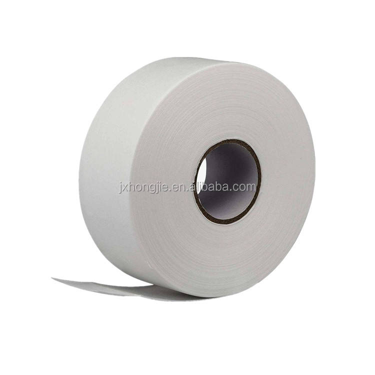 Wholesale nonwoven fabric 90gsm depilatory sasol wax roll for salon use
