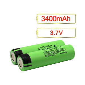 Hot Bán 3.7V 3400mAh NCR18650B 18650 Li Ion Pin cho Panasonic