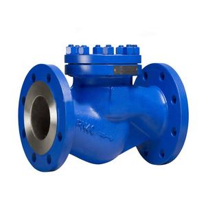 Low pressure metal seat lift type 10 inch stop pornd flap check valve dn100 pn16 pn40 for water
