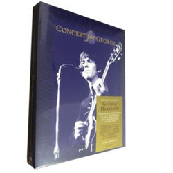CD music Concert For George CDs