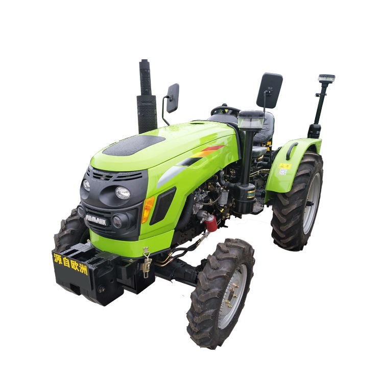 High Quality Agriculture Tractor 4WD Farm Chinese Supplier
