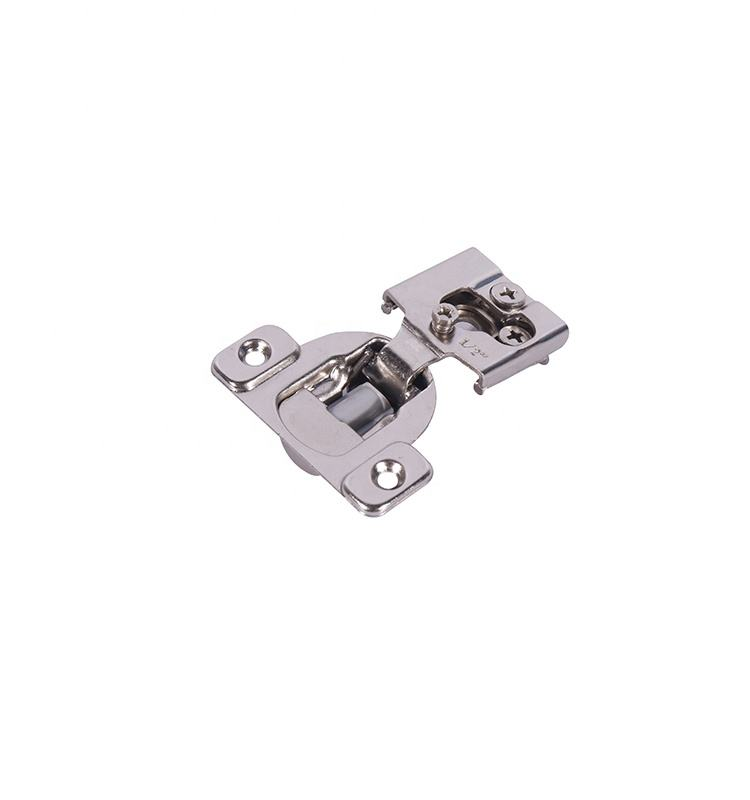 Cabinet Fittings 1/2'' Face Frame Hinges Cabinet Doors Furniture Hinge
