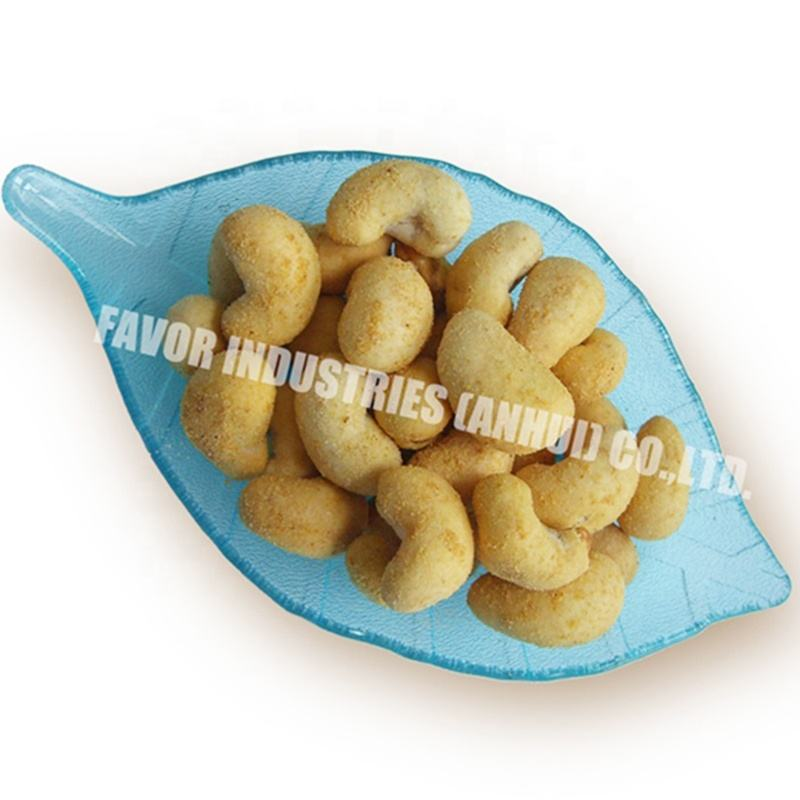Hot Sale Snack Flavor Roasted Coated Cashew Nuts Wholesale Cheaper