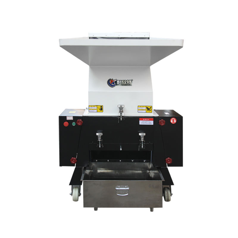 Building Material Shops [ Industrial Shredder ] Plastic Shredder And Crusher Machine Automatic Low Noise Industrial Grinding Plastic Bag Shredder Crusher Factory Price Crushing Plastic Bottle Crusher Machine
