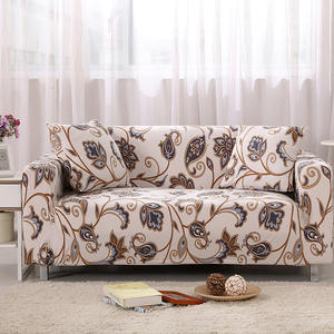 2 seat universal stretch sofa slipcover spandex jacquard soft couch sofa cover
