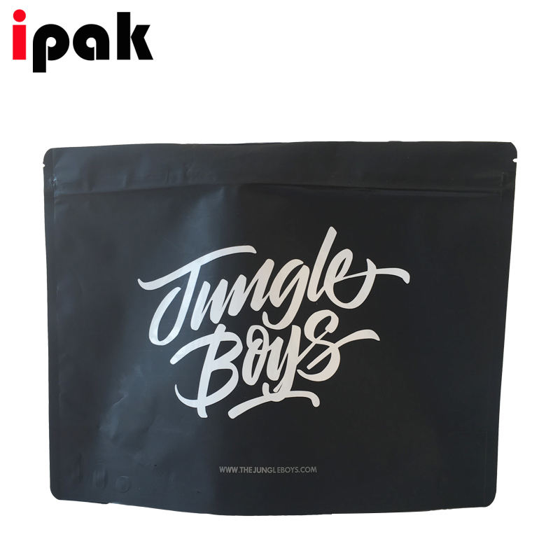 3.5g 7g 8oz stand up child proof jungle boys bags smell proof pouch in stock