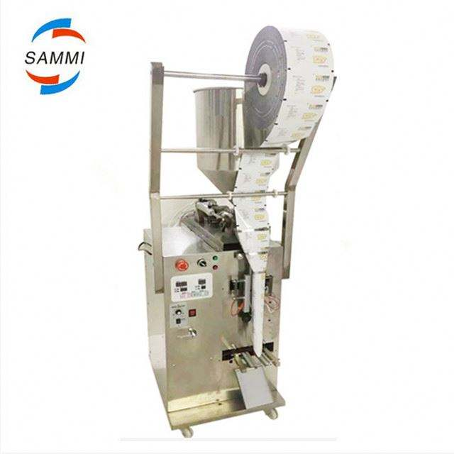 China supplier automatic liquid cooking oil/water/edible pouch packing machine price/Ketchup and chili sauce packaging and seali