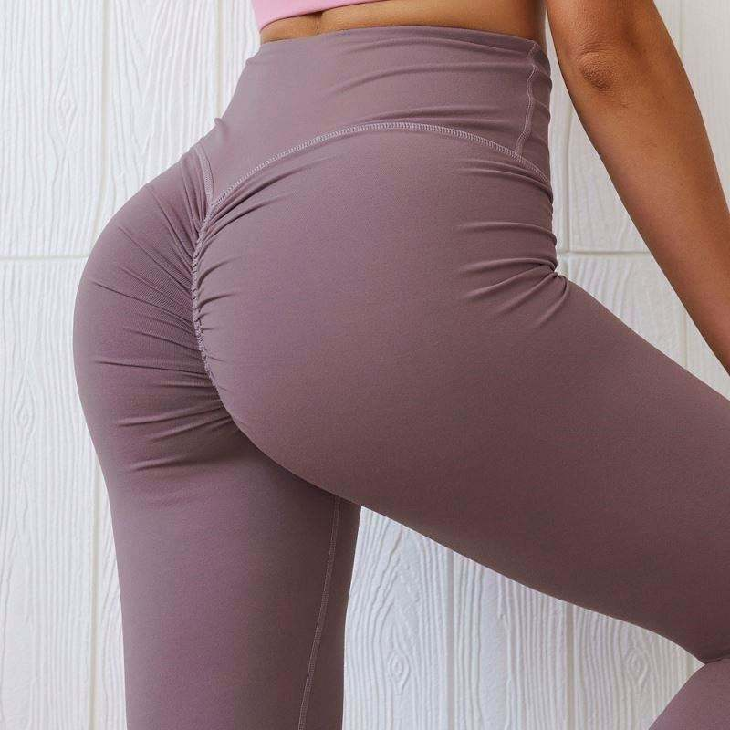 High Quality Quick Dry Women Canada Pants Korea Leggings In Fitness And Yoga