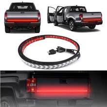 Brightest Truck Tailgate led Light Bar Waterproof LED Strip with Turn Signal, Parking, Brake, Reverse Lights