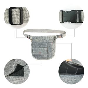Premium Belt Nursing Pouch medical Waist Bag Nurse Fanny Pack pouch organizer for women