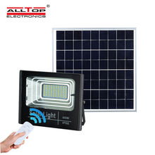 ALLLTOP High lumen Latest landscape projector lamp ip65 water proof 25w 40w 60w 100w led solar flood light