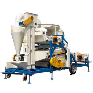 Corn Paddy Wheat Bean Sesame Flax Millet Seed Sorting Machine