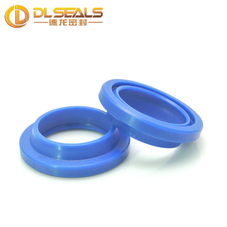 DLSEALS reciprocating movement ring DHS DH PU dust seal 50*58*5.8/8
