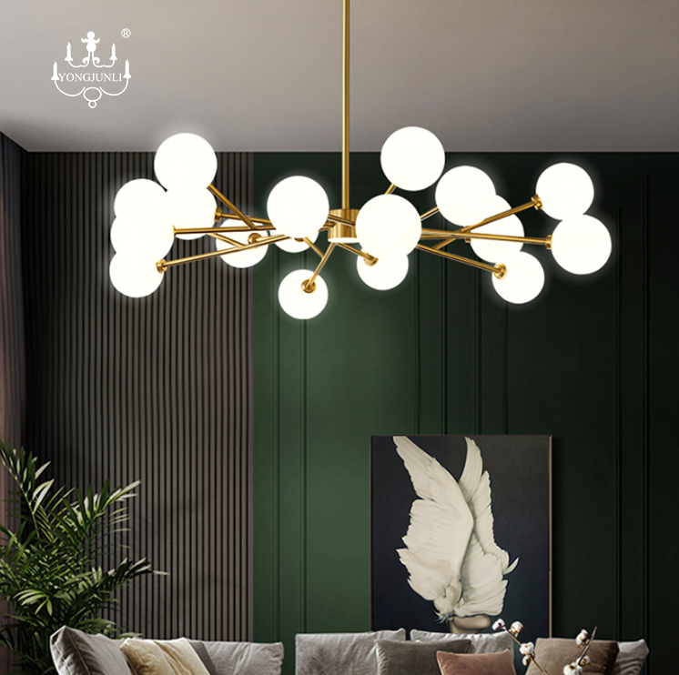 Low price High-end high vintage office chandelier led office pendant light
