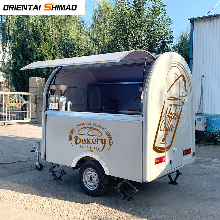customized cheap mobile outdoor street beach commercial catering snack hot dog bbq grilled candy food vending cart for sale usa