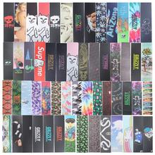 grizzly skateboard grip tapes good quality perforated holes MANY designs Marvel designs OS780 quality