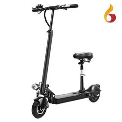 8Inch Mini Foldable  Electric Scooter For Adults Teens,Kick Scooter with Adjustable Height Dual Suspension ,Cheap Price