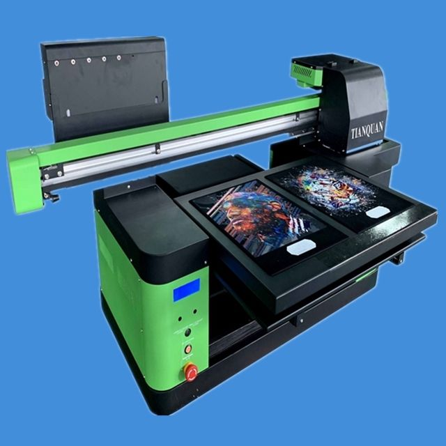 Only One In China Cheapest 60cm x 90cm T-shirt printing machine