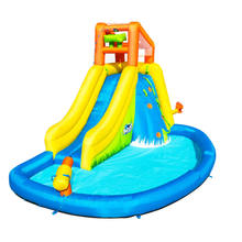 Bestway 53345 Mount Splashmore Mega water park swimming pool equipment