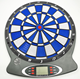Automatic Score Accompanied By Music Suitable For Game Gift Use Safety Dart Board Set For Adults Professional Complete Dart Set