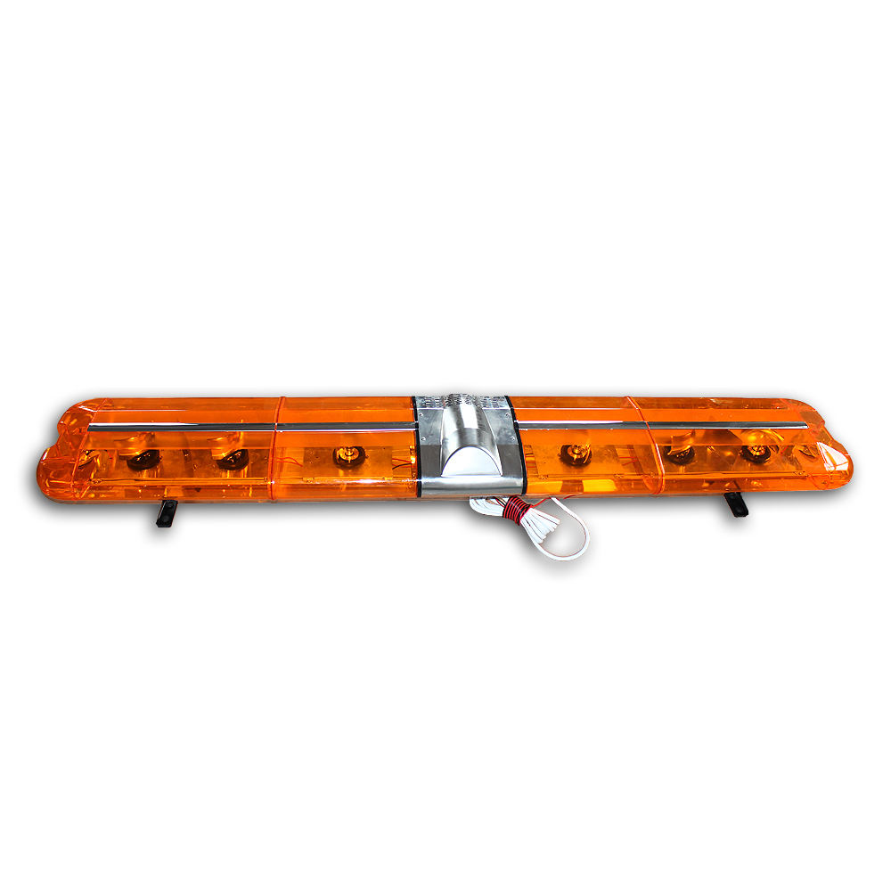 71 Inch Lengthen Halogen Flashing Rescue Truck Lightbar Recovery Lorry Rotating Light Bar