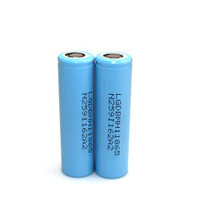 New popular LGDBMH118650 for lg mh118650 MH1 3200mAh li-ion 10A INR rechargeable battery small