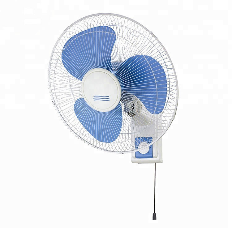 "16"" Inch Plastic Electric Rotatable Head Oscillating Wall Mounted Fan With Remote Control Specifications"