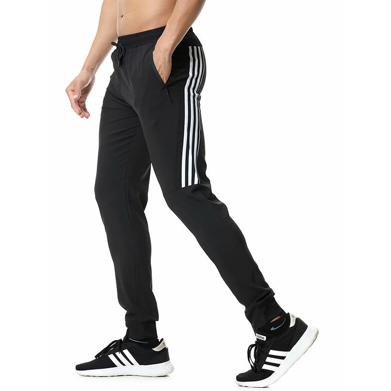Hot sale training running trousers men jogger pants men tracksuit bottoms