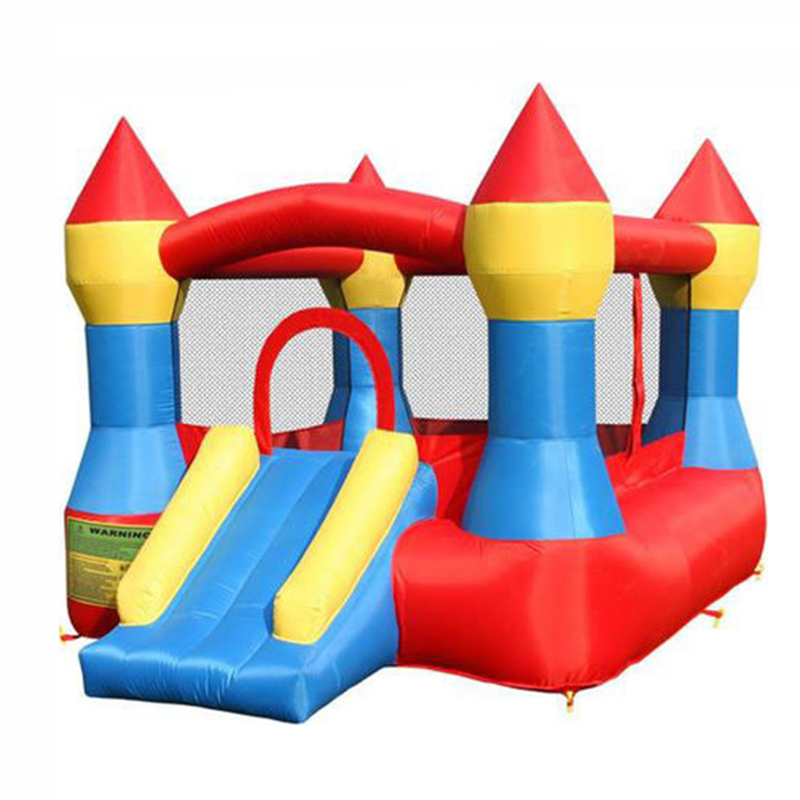 Inflatable bouncer Air jumping bouncing castles Commercial inflatable bouncy castle