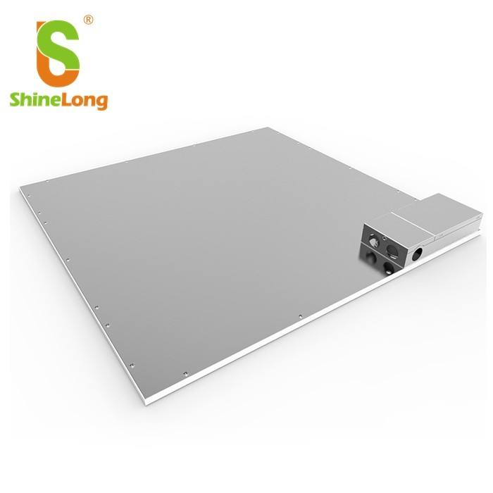 Factory price Commercial Ultra-thin 10mm 60x60 ceiling led light panel