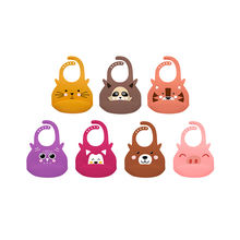 High Quality New Hot Sale Cheap Baby Drool Bibs Waterproof Silicone