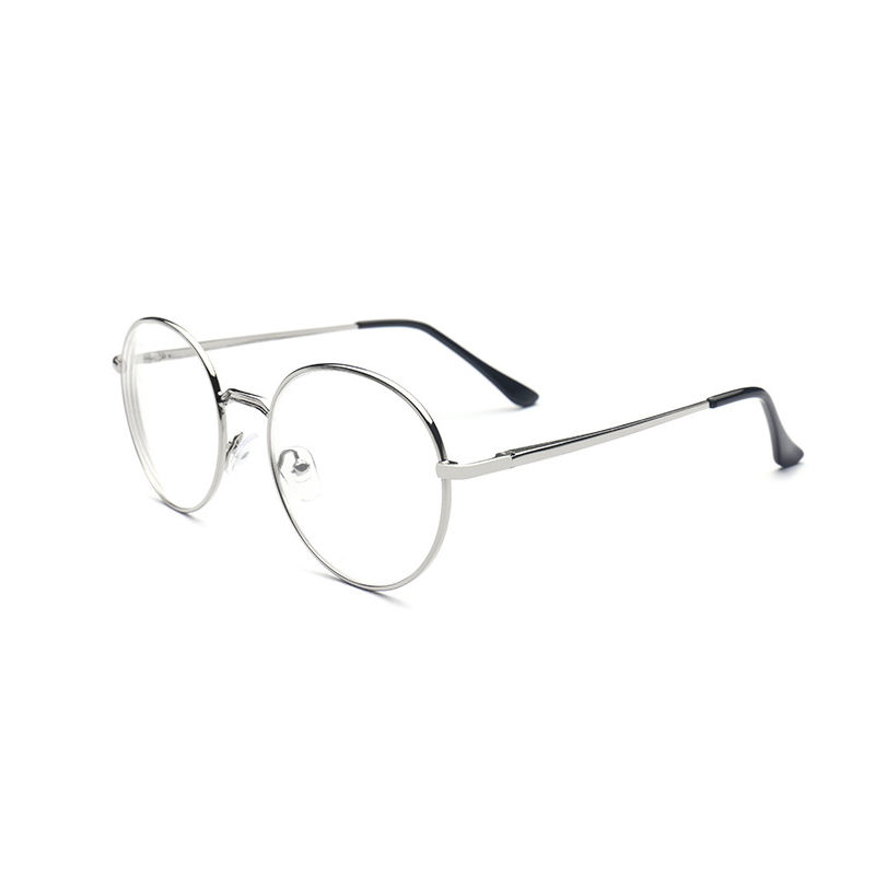 anti blue light spring hinge metal spectacle frame unsix ready in stock