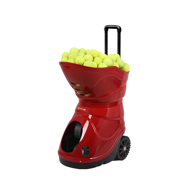 New Product Tennis Ball Machine New top model T1600