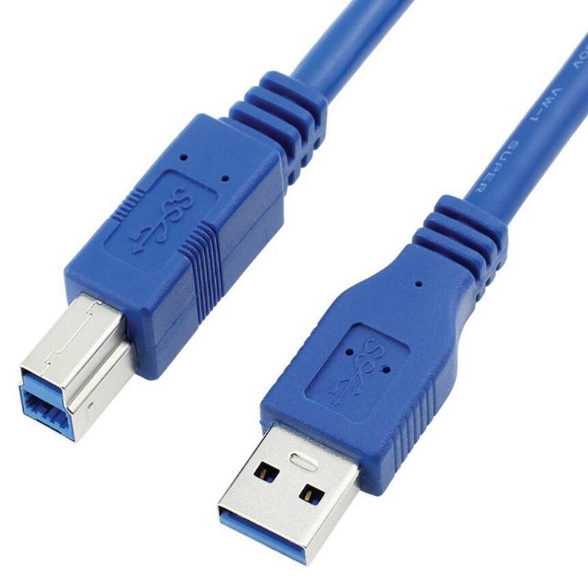 30 Cm USB Cáp Máy In USB 3.0 AM Bm Cáp Mở Rộng