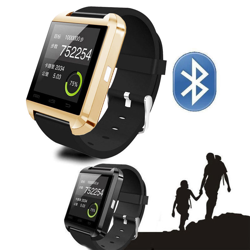 Packaging Customization [ Smartphone ] Smartwatch U8 Smart Watch Smartphone Smartwatch Sim Card For IPhone Android U8 Smartwatch U8 Smartwatch Android