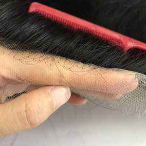 Super Thin HD Swiss Lace 4*4 5*5 6*6 7*7 13*4 13*6 Closure Cuticle Aligned Swiss HD Lace Frontal Top Quality Raw Virgin Hair