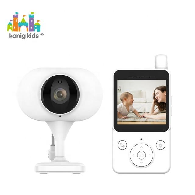 "2020 Smart Wireless Digital Video Monitor With 2.4"" TFT LCD Baby Monitor"
