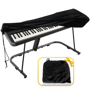 HEFEI Piano Keyboard Cover Machine Washable Electric//Digital Piano Dust Covers for 61 Key