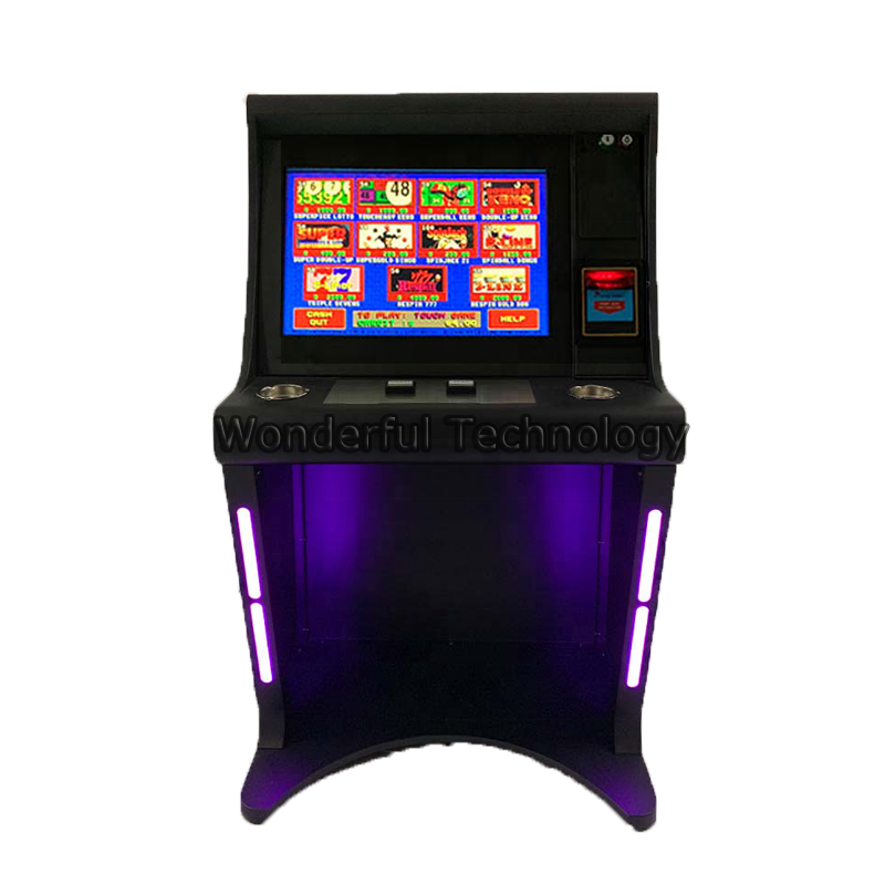 new design wms 550 multi slot touch screen pog gaming boards t340 595 pot o gold machine for sale