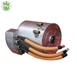 60KW  Motor Controller hight speed electric car conversion k