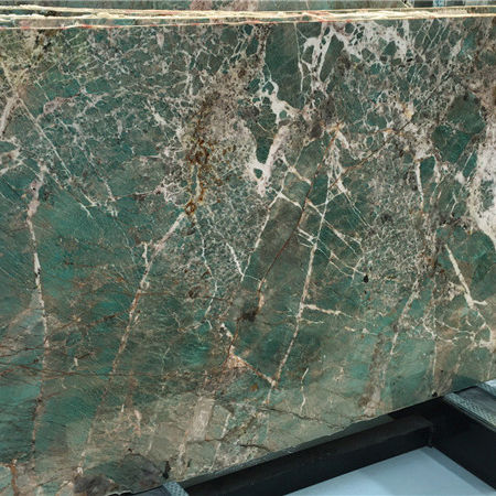 Amazonite turquoise granite green color for slabs and tiles