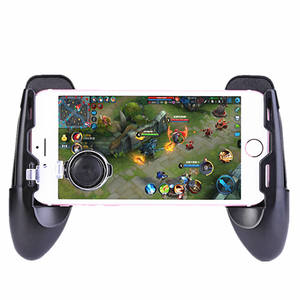 wireless game controller Game handle racing games mobile Joystick android gamepad