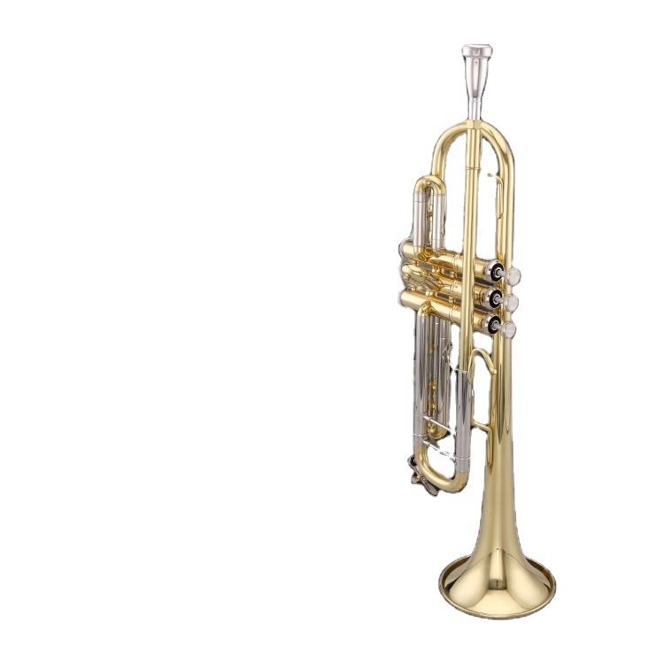 Bb Tone Professional Trumpet with 7C Mouthpiece