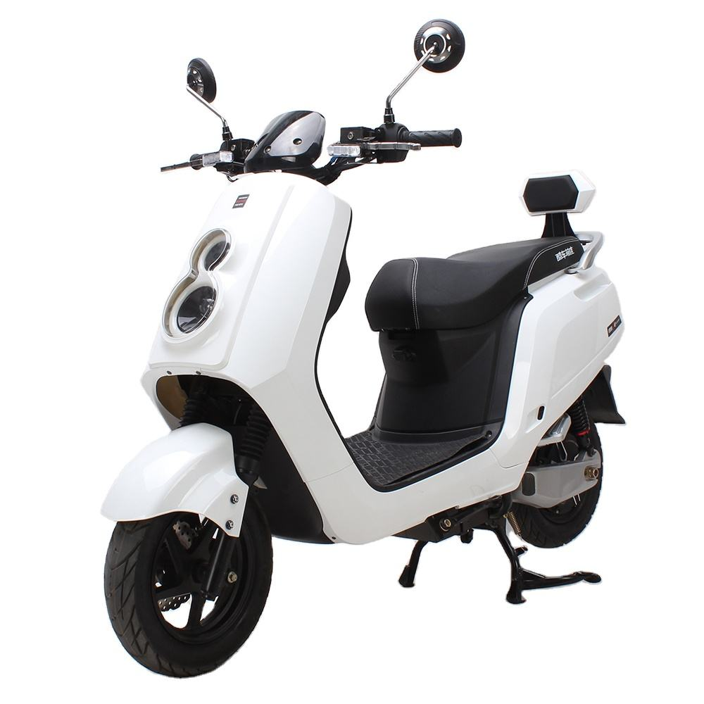 2 Wheels Electric Motorbike Motorcycle For Sale
