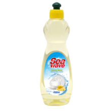 Wholesale Customized brands non-harmful lemon Dishwashing Liquid for Kitchen cleaning