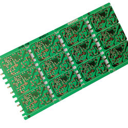 Single layer Printed Circuit Board Pcb  Green Silkscreen,  prices will be negotiable upon receipt of detailed requirements